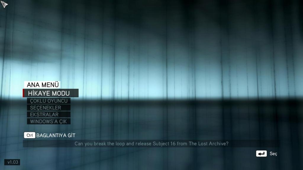 Assassins Creed Revelations TRSS 1
