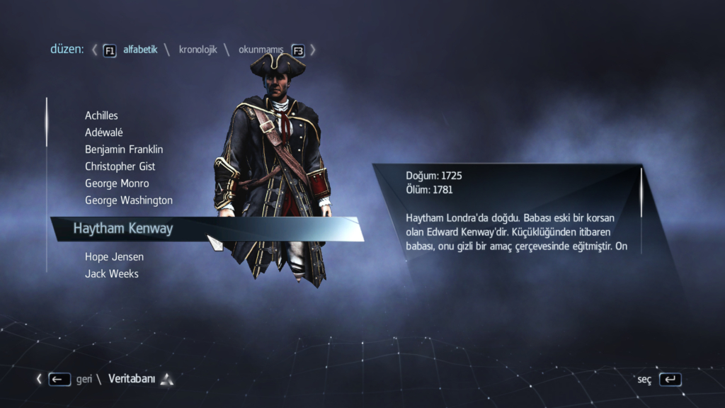 Assassins Creed Rogue TRSS 1