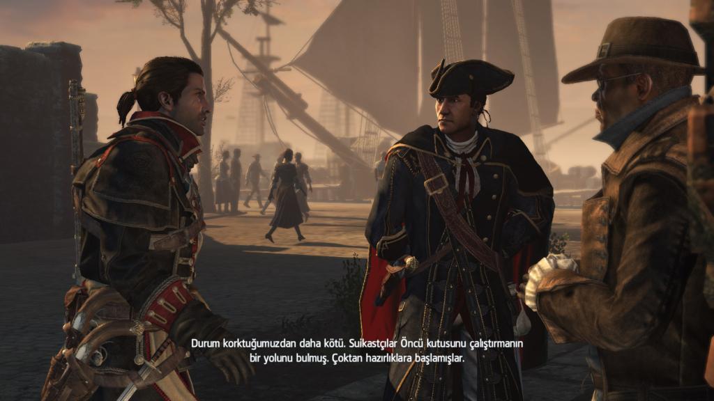 Assassins Creed Rogue TRSS 2