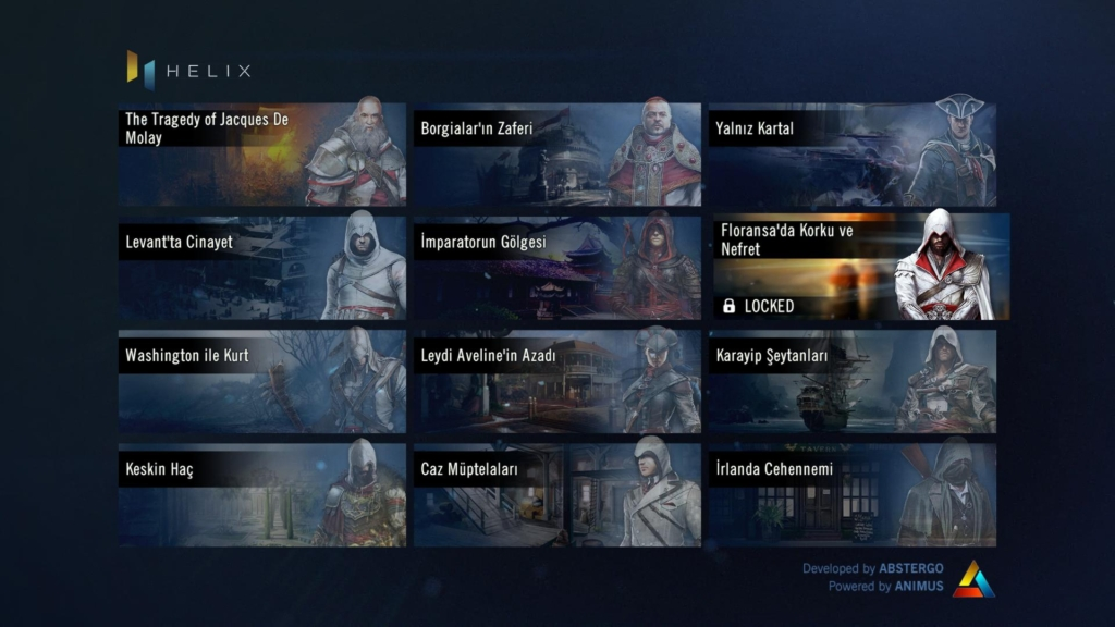 Assassins Creed Unity TRSS 1