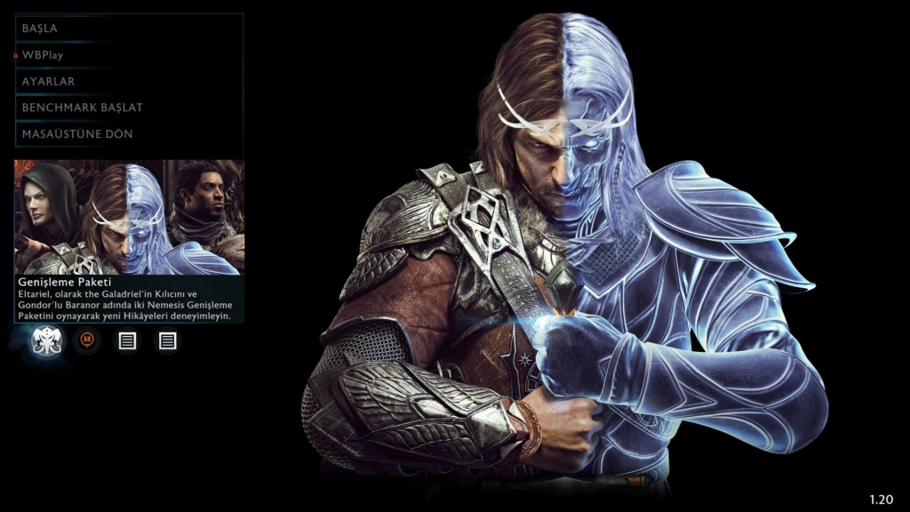 Middle earth Shadow of War TRSS 1