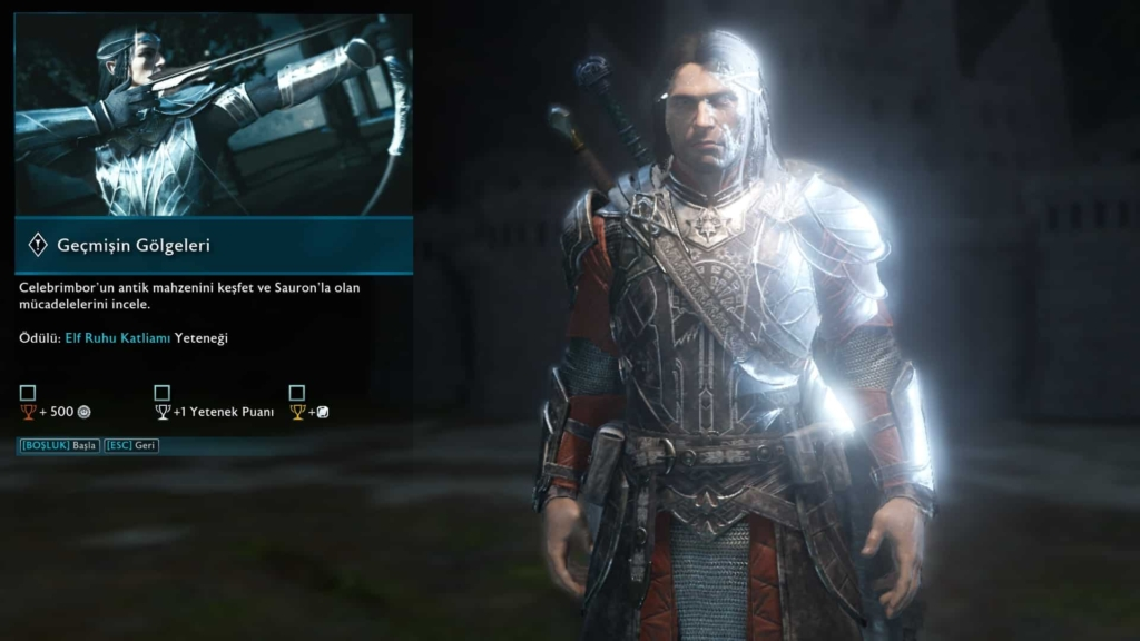 Middle earth Shadow of War TRSS 2