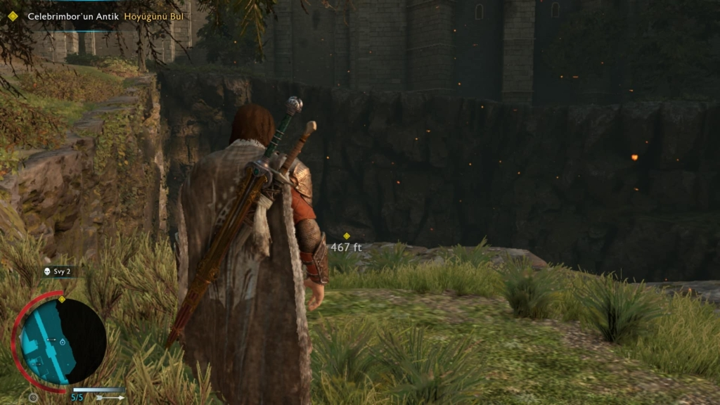 Middle earth Shadow of War TRSS 3