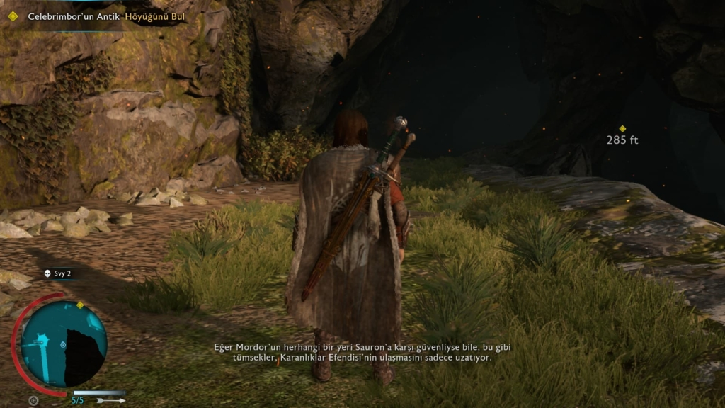 Middle earth Shadow of War TRSS 4