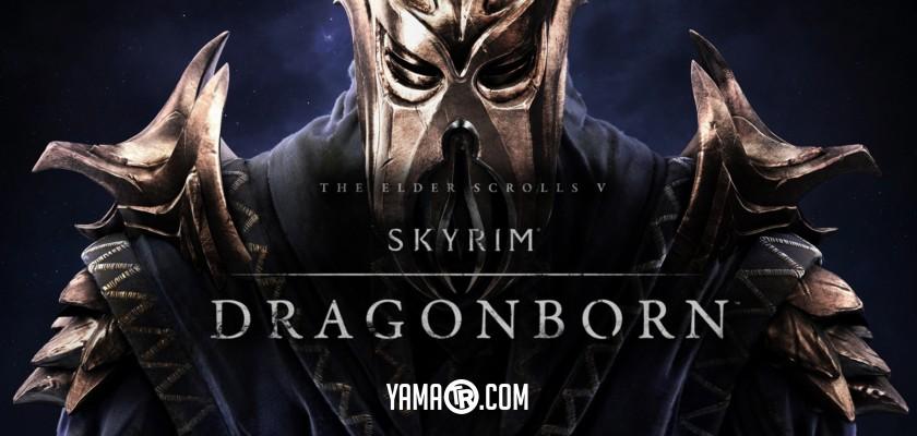 The Elder Scrolls V Skyrim Dragonborn DLC