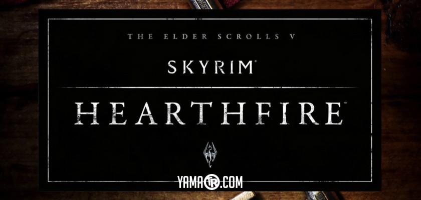 The Elder Scrolls V Skyrim Hearthfire DLC