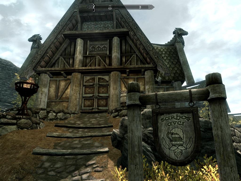 The Elder Scrolls V Skyrim TRSS 1