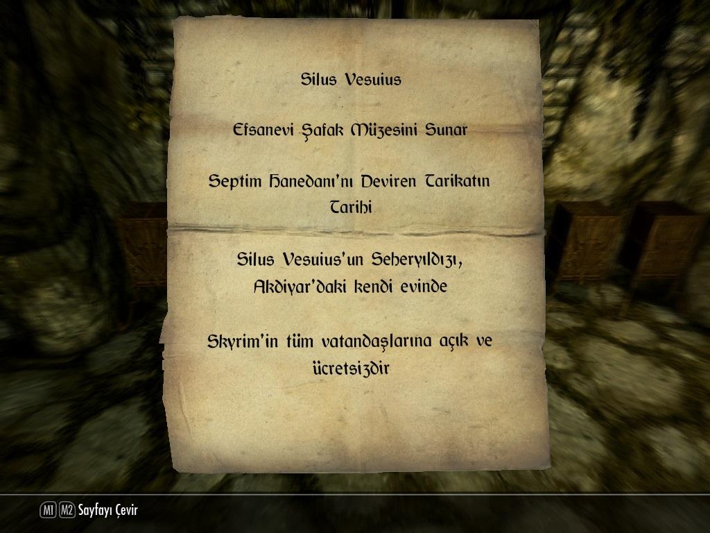 The Elder Scrolls V Skyrim TRSS 10