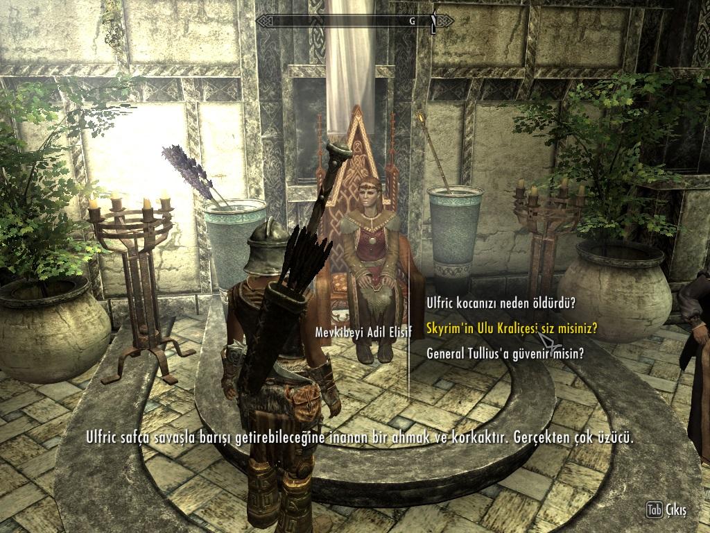The Elder Scrolls V Skyrim TRSS 2