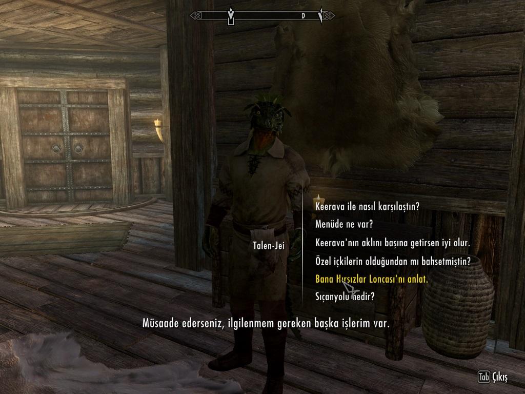 The Elder Scrolls V Skyrim TRSS 3