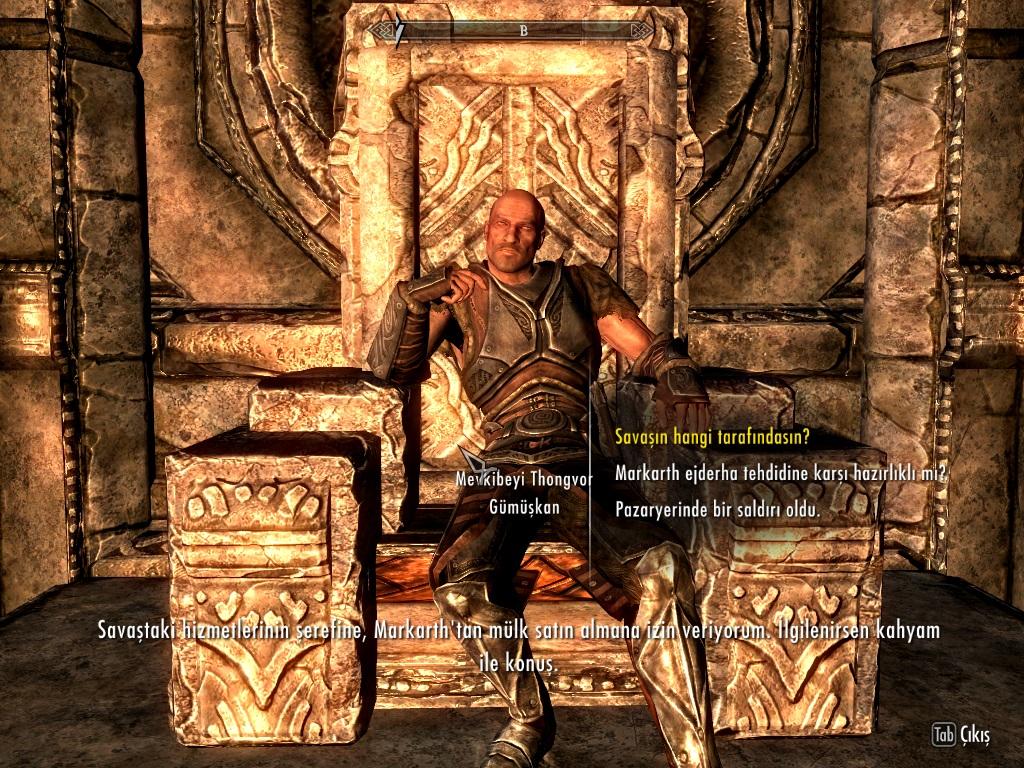 The Elder Scrolls V Skyrim TRSS 4