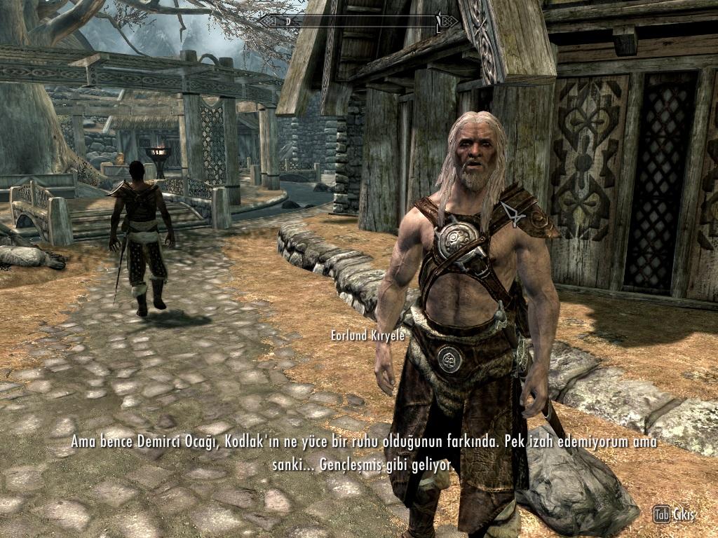 The Elder Scrolls V Skyrim TRSS 5