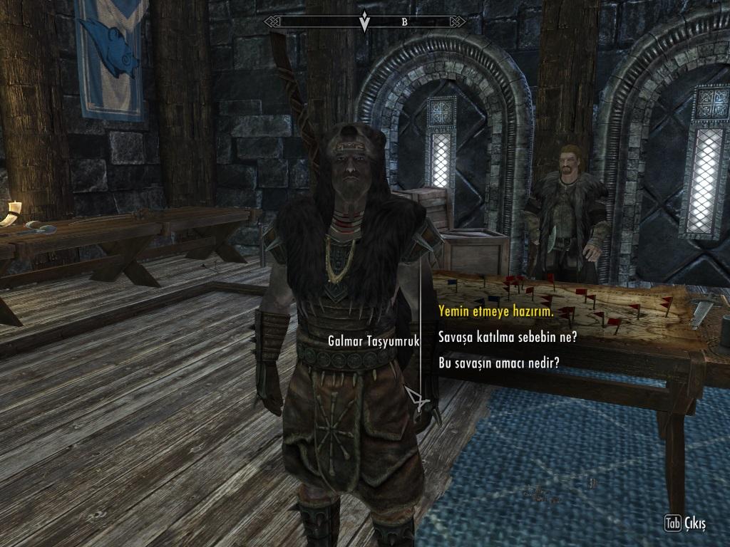 The Elder Scrolls V Skyrim TRSS 7