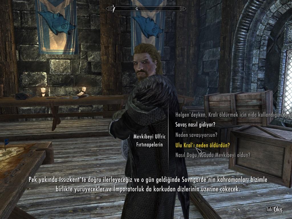 The Elder Scrolls V Skyrim TRSS 8