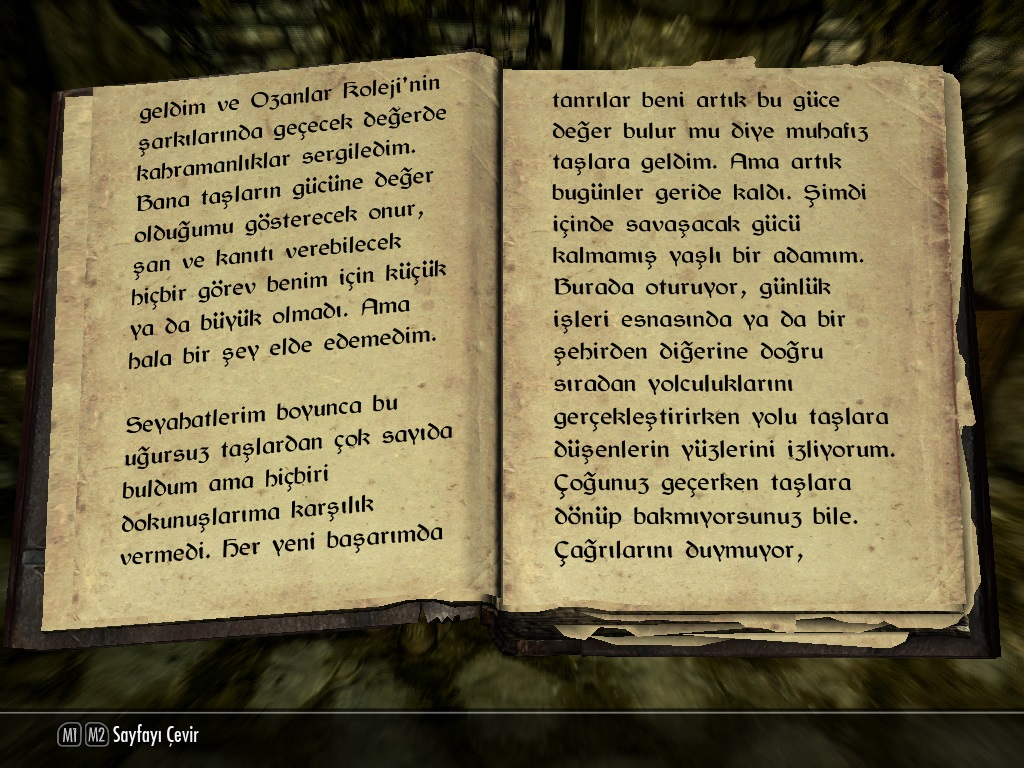 The Elder Scrolls V Skyrim TRSS 9