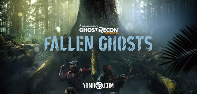 Tom Clancys Ghost Recon Wildlands Fallen Ghosts DLC